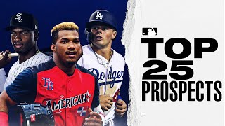 MLB's Top 25 Prospects for 2020 | Rays' Wander Franco, White Sox Luis Robert and Dodgers' Gavin Lux