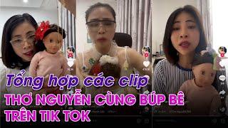 Tổng hợp các clip Thơ Nguyễn ôm búp bê giống Kumanthong trên Tiktok để có cái nhìn khách quan hơn