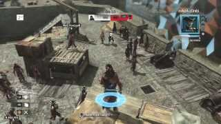 Ep. 103 Part 1 Assassin's Creed III Manhunt, Friendly Competitive Mash-Ups