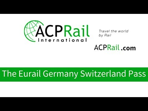 The Eurail Germany Switzerland Pass for Great Train Travel - Best Way To Travel Is By Train