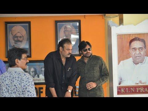 Pawan Kalyan Deeksha at Film Chamber || Protest against Sri Reddy Comments | Friday Poster thumbnail