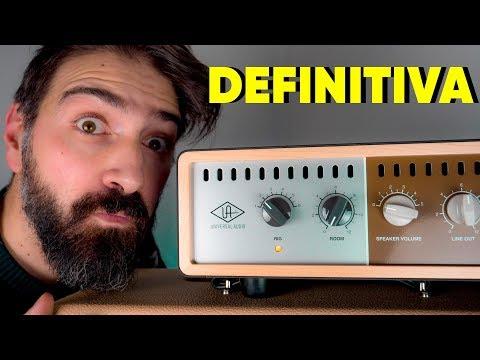 ORA CAMBIA TUTTO | REGISTRARE la CHITARRA al TOP! | OX Top Amp Box Universal Audio