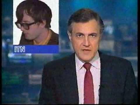 Pulp Jarvis Cocker on ITN News.