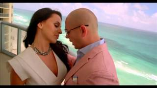 Repeat youtube video Ahmed Chawki feat. Pitbull - Habibi I Love You