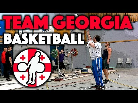 Team Georgia - Basketball Accessory Session
