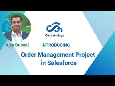 Order Management Project In Salesforce | Salesforce Projects