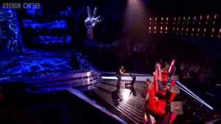 The Voice UK 2013  CJ Edwards - Dedication To My Ex - Blind Auditions 6 - HD