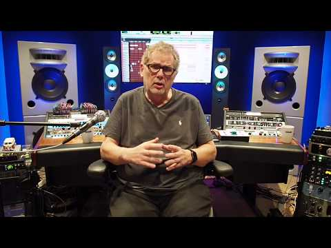 Dave Pensado shares his view on modern-day monitoring with the Amphion Two18+BaseOne25 system