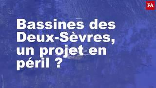 Bassines des Deux-Sèvres : 19 retenues d'eau en péril