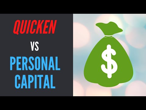 Personal Capital Vs Quicken (in 2020)