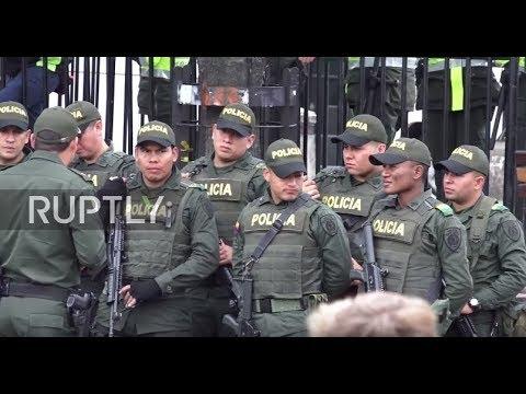 Colombia: FARC launch campaign for legislative elections