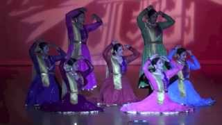 Destination India - through the Kathak style of Indian Classical Dance