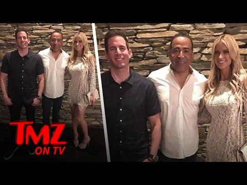 Christina and Tarek El Moussa Have Dinner With Famous Life Coach   TMZ TV