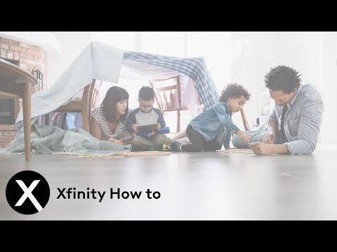 How To Connect Devices to Your Home WiFi Network with the XFINITY Wireless Gateway