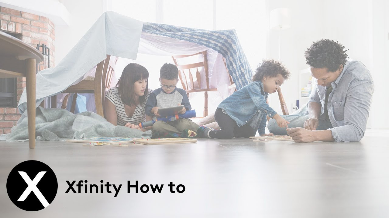 How To Connect Devices to Your Home WiFi Network with the XFINITY