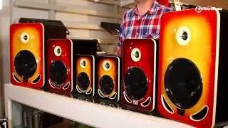 Presentación de monitores Gibson Les Paul en MicroFusa Madrid