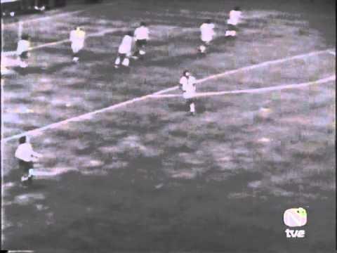 Atletico Madrid vs. Cagliari Calcio - 1970
