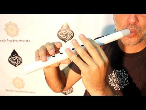 Kawala Fingering - Learn to Play the Kawala / Ney