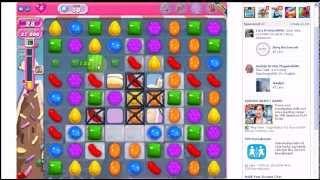 Candy crush saga - Level 50