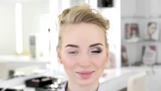 Видеоурок:Вечерний макияж от Art-studio Алина Хамити.
