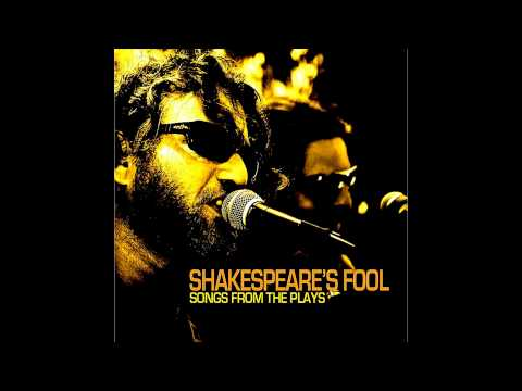 JASON FEDDY -  SHAKESPEARE'S FOOL - Songs From the Plays