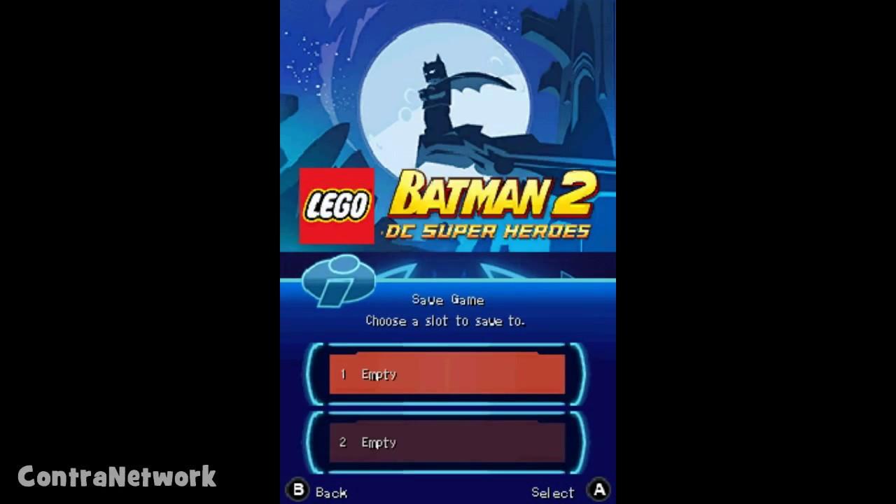 Lego Batman 2 DC: Super Heroes - First 10 Minutes ...