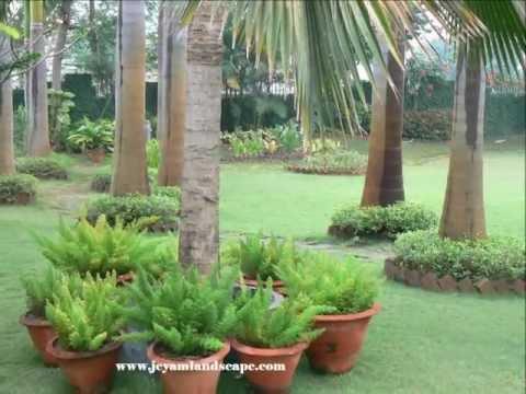 Residential  Landscape Garden work  in chennai.