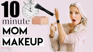 Fast & Easy Makeup for Busy Moms!