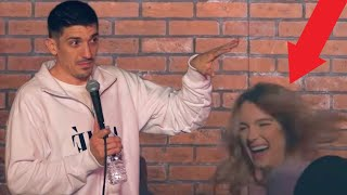 Mom Tries To Have Threesome At Comedy Show  Stand Up Comedy
