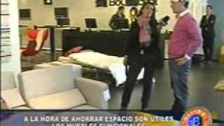 Muebles funcionales BoConcept - Arriba Bogotá de CityTV