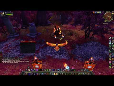 World of Warcraft - Flame Keeper of the Broken Isles