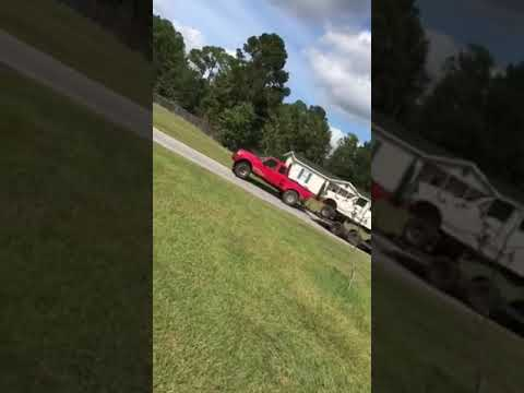 Ford ranger towing