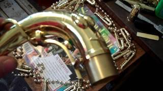 Saxgourmet Tenor Saxophone Necks