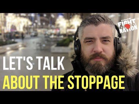 The TJ Dillashaw-Henry Cejudo Stoppage Wasn't Great, But...   SiriusXM   Luke Thomas