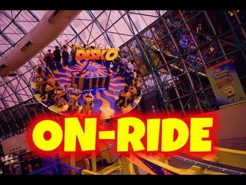 Disko On-ride (HD POV) Adventure Dome Circus Circus Las Vegas