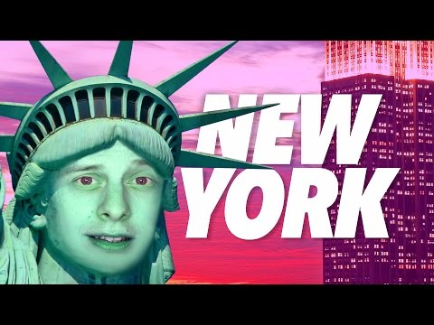 Thumbnail: NORMAN - NEW YORK !