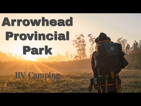 Ontario Camping Arrowhead Provincial Park
