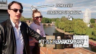 The Guide to Shakespeare in Stratford-Upon-Avon | #TalkShakespeare Short | #BarnHenryV