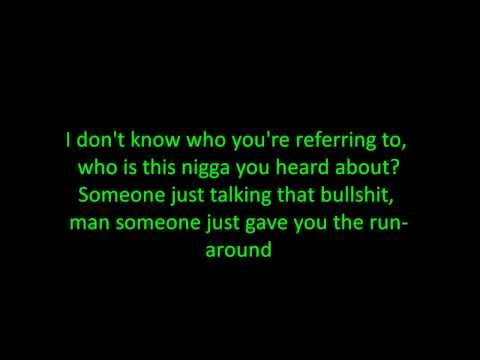 Drake The Language (Lyrics)