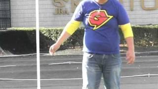 2010年9月京都競馬場 パドックでのお笑いライブ 受けなかった下ネタは、...