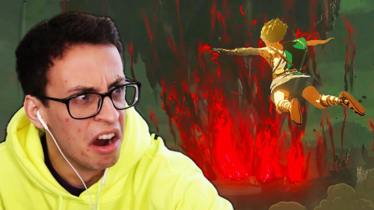 Zelda Pro analyzes Breath of the Wild Sequel preview
