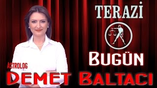 TERAZİ Burcu, GÜNLÜK Astroloji Yorumu,28 AĞUSTOS 2014, Astrolog DEMET BALTACI Bilinç Okulu