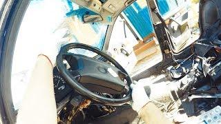 БМВ Е34 Замена фильтра салона, полная версия BMW E34