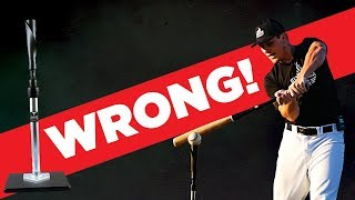 Worst Batting Tee Mistakes (STOP DOING THESE THINGS!)