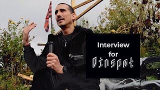 Luis Vargas / Sonico (Interview for Dinspøt 2019)