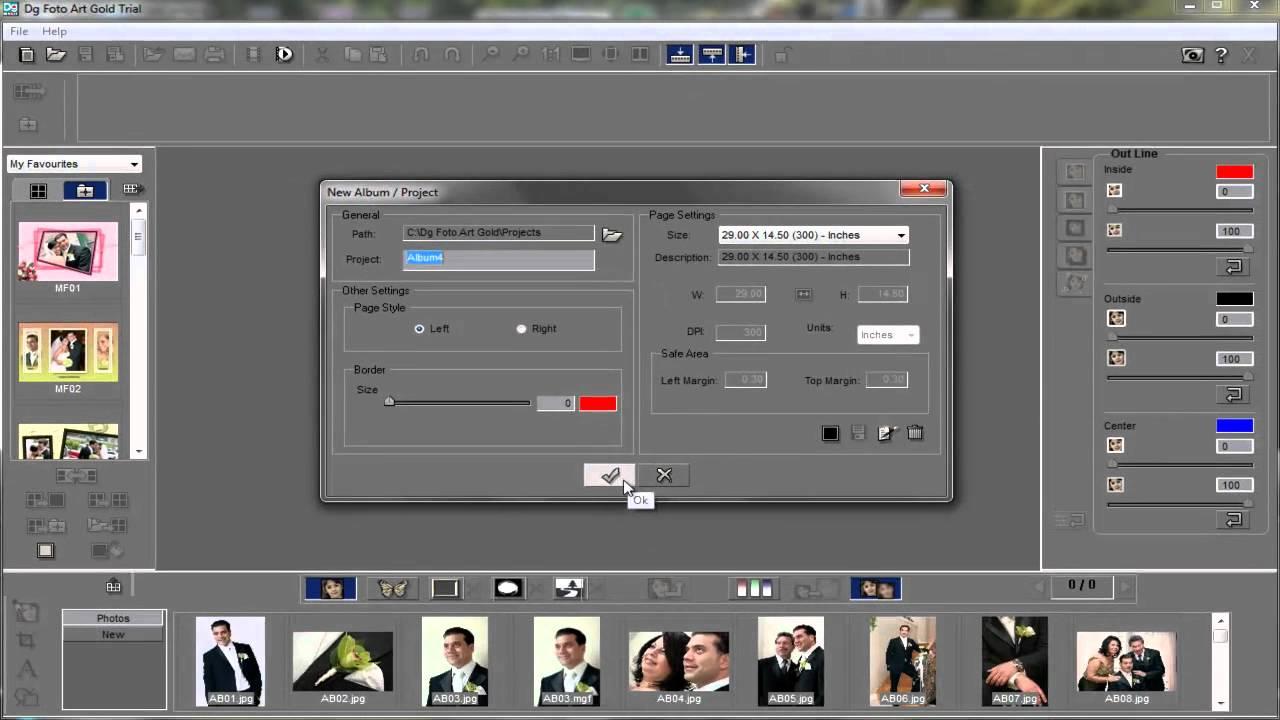 Инструкция по работе с программой dj foto art