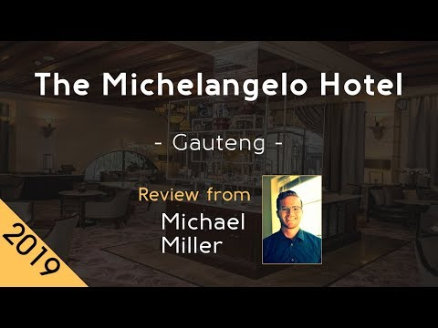 The Michelangelo Hotel 5* Review 2019