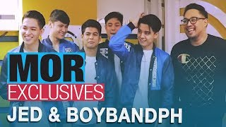 """#MORExclusives: """"The Jed Madela"""" Challenge with BoybandPH"""
