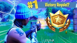 Fortnite Battle Royale PS4 Gameplay - Last Game of Season 2!! - Watch What Happens!!