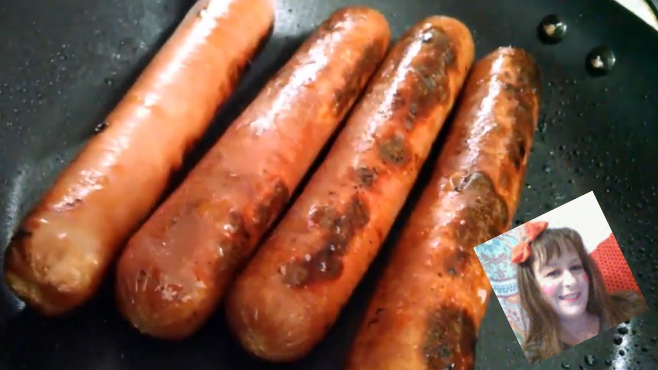 How To Cook Hot Dogs On The Stove